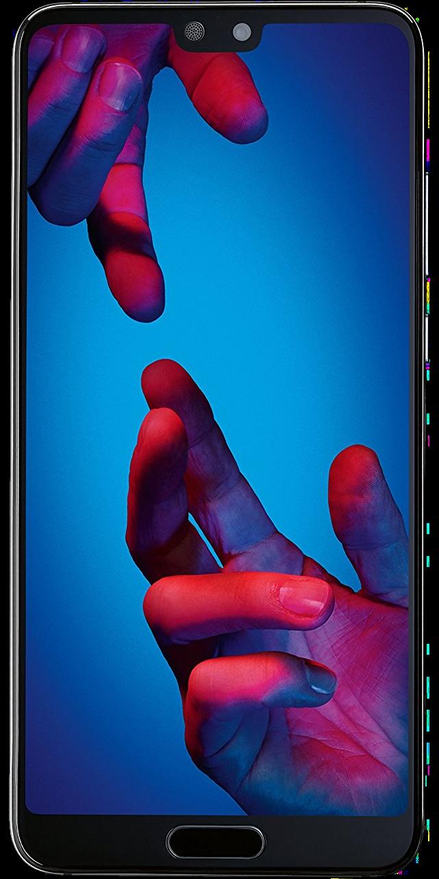 Huawei P20 Schwarz
