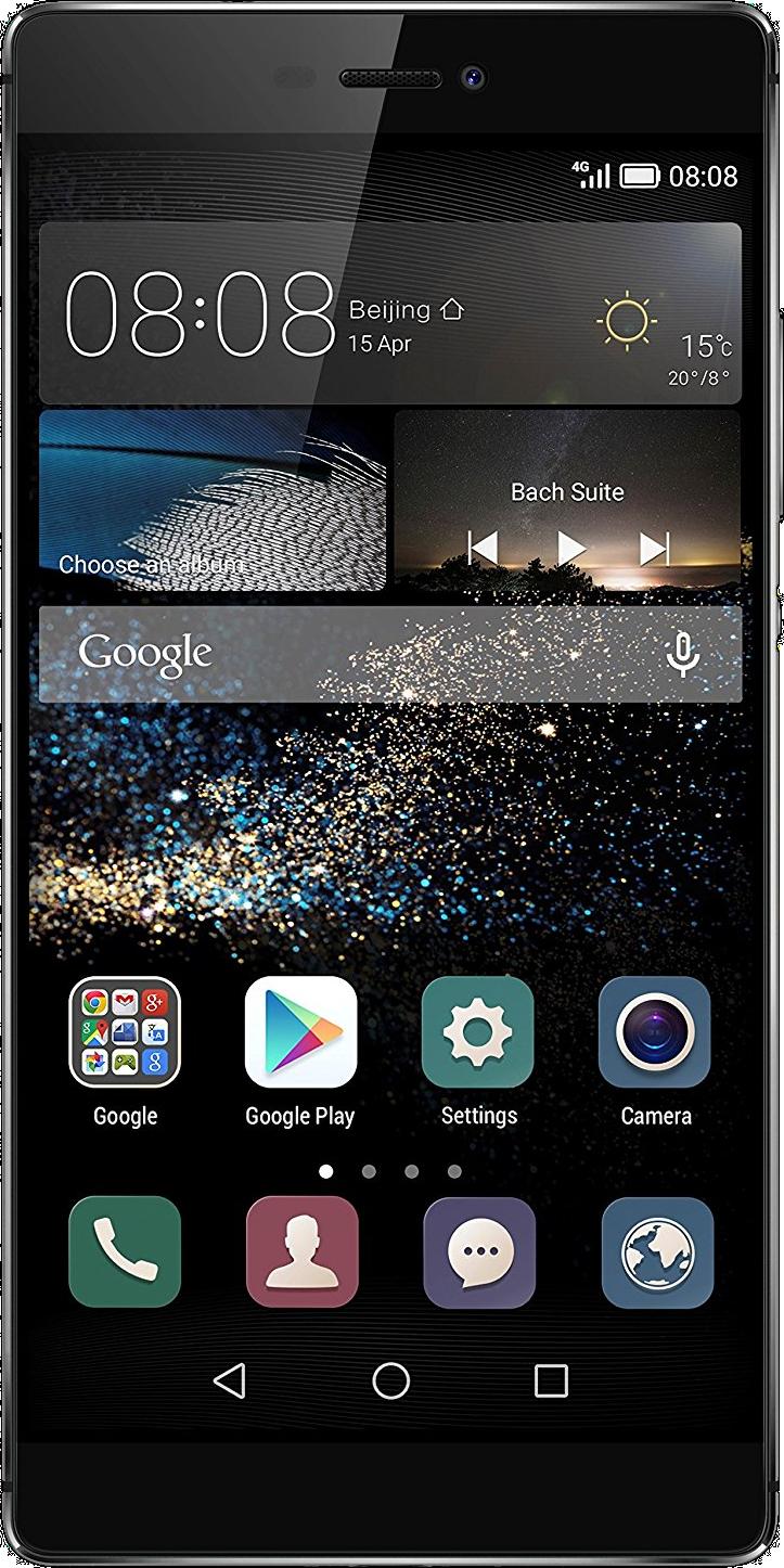 Huawei P8 Front