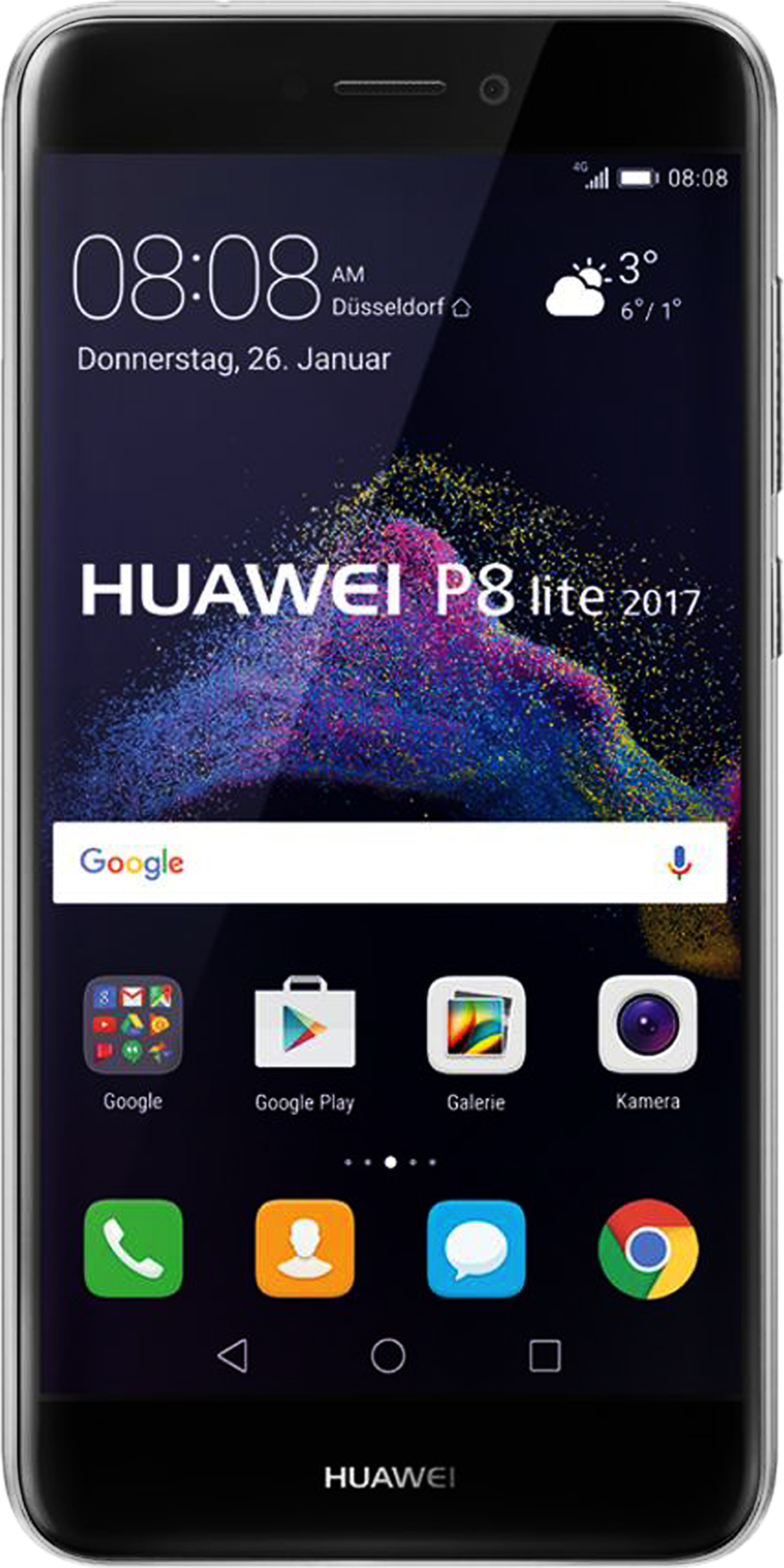Huawei P8 Lite 2017 Front