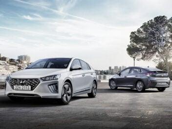 Neue Hybrid-Modelle von Hyundai