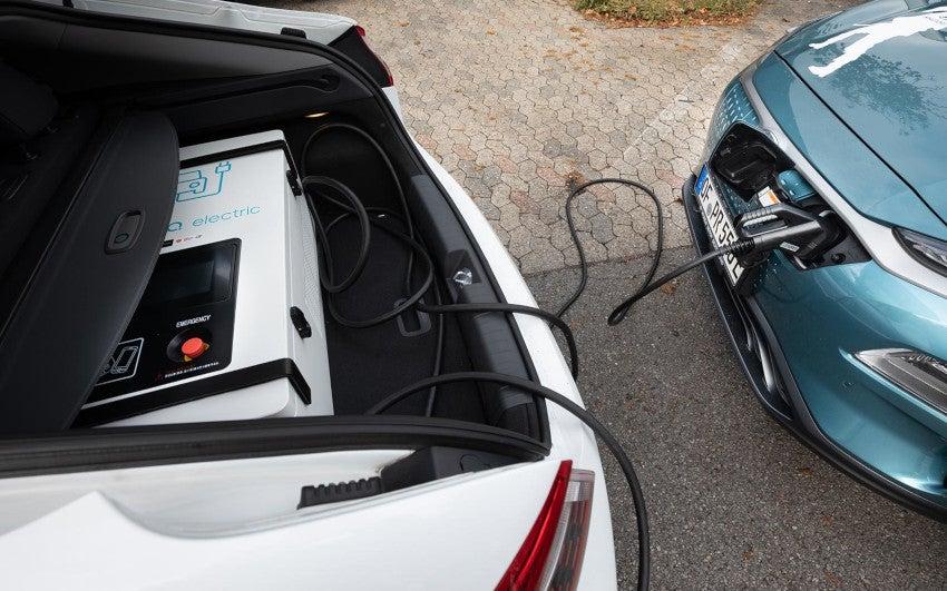 Hyundai Pannenhilfe für Elektrofahrzeuge