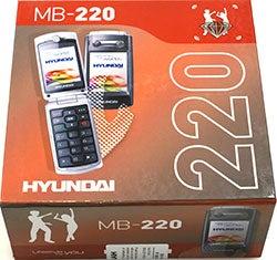 Hyundai Mobile MB-220