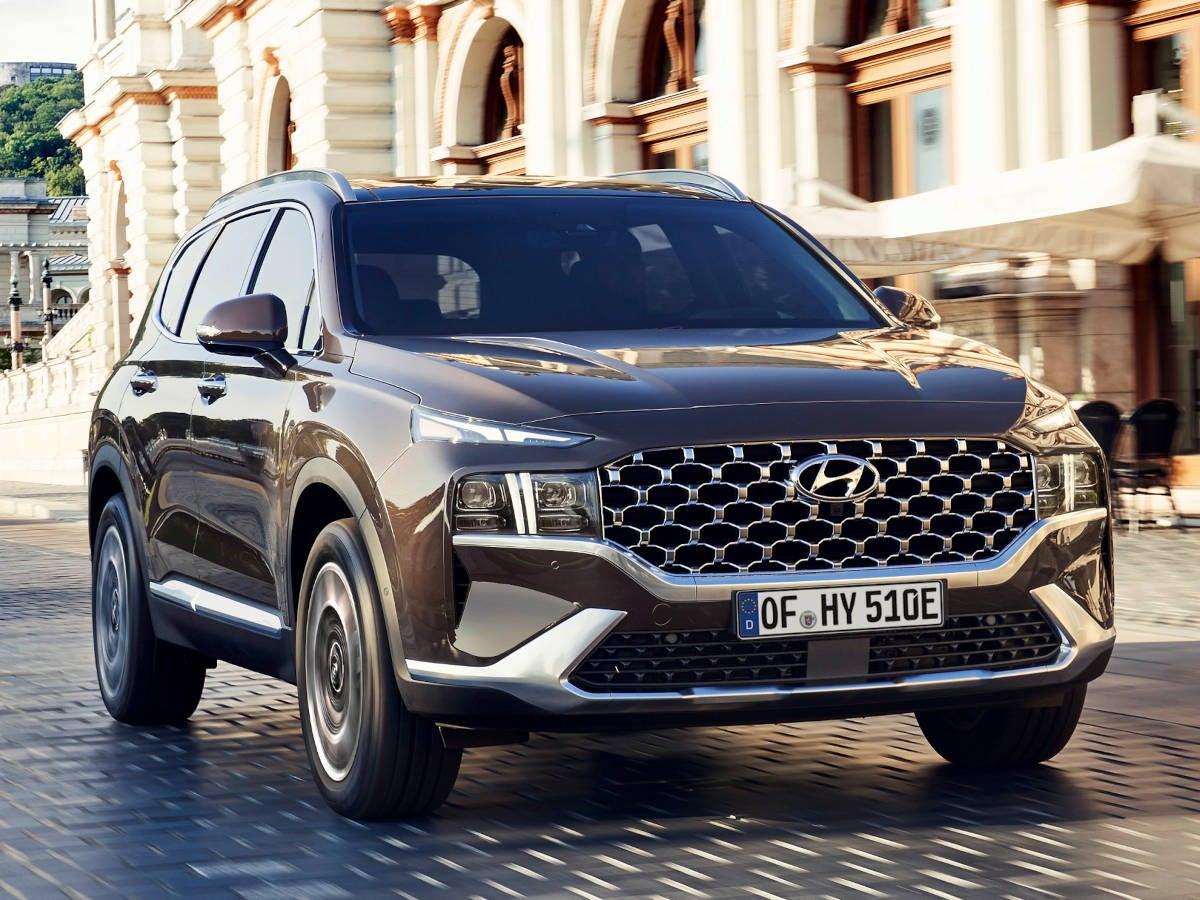 Hyundai Santa Fe: Preis für das SUV-Flaggschiff steht fest - inside digital