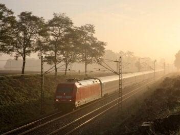 Deutsche Bahn Symbolbild