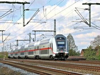 IC2 der Deutschen Bahn