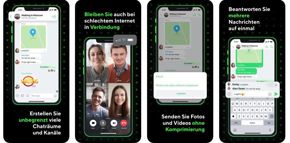 Instant Messenger ICQ New