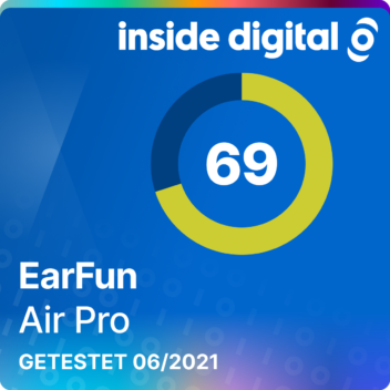 EarFun Air Pro: In-Ear-Kopfhörer im Test