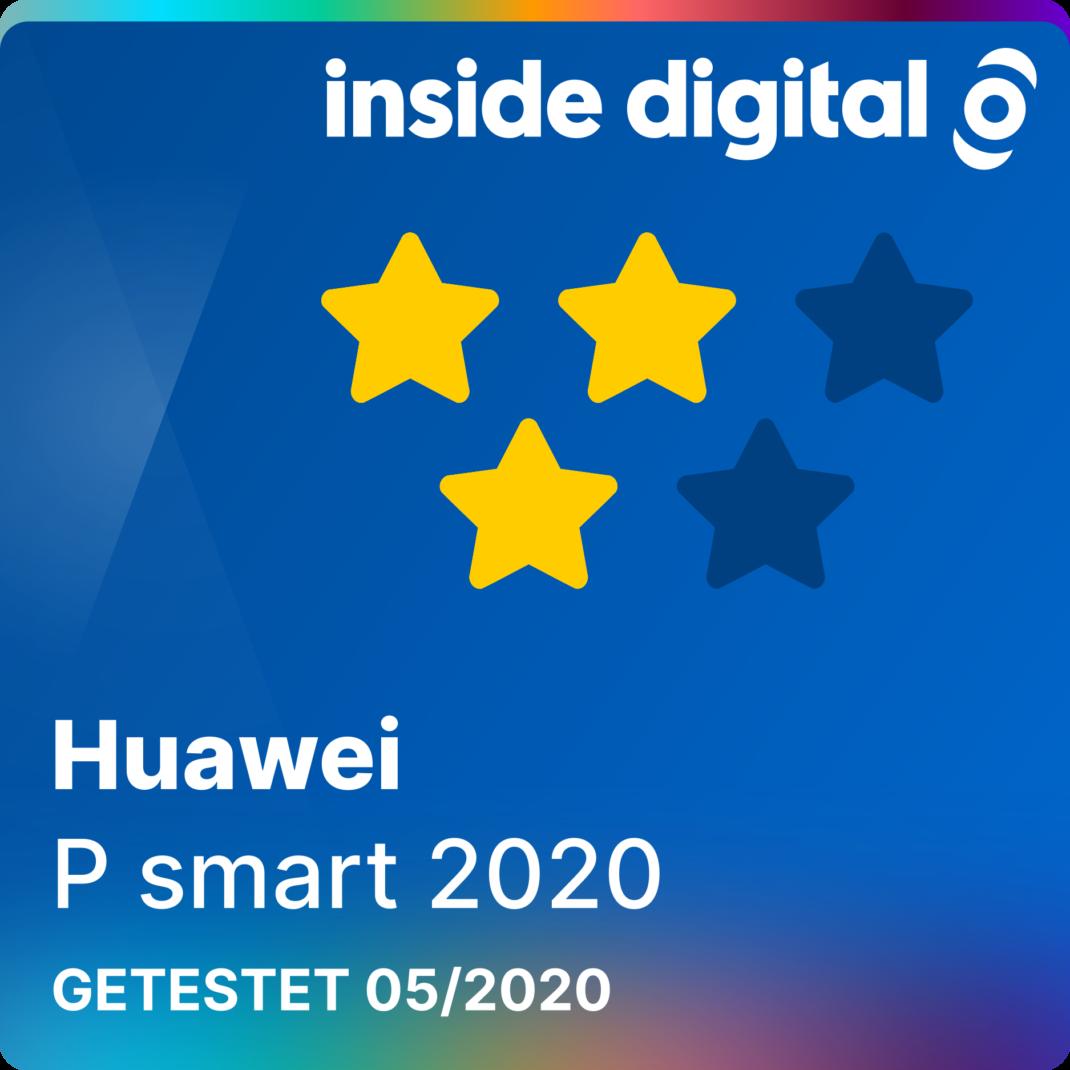 Test Huawei P smart 2020