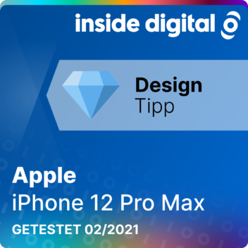iPhone 12 Pro Max Design Tipp Award