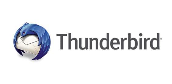 Logo von Tunderbird