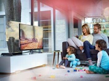 Fernsehen (Symbolbild)