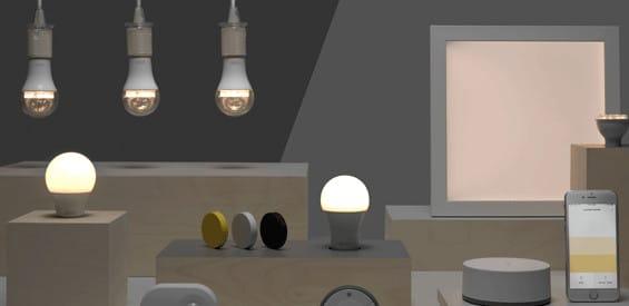 Ikea Smart Home Produktserie Tradfri