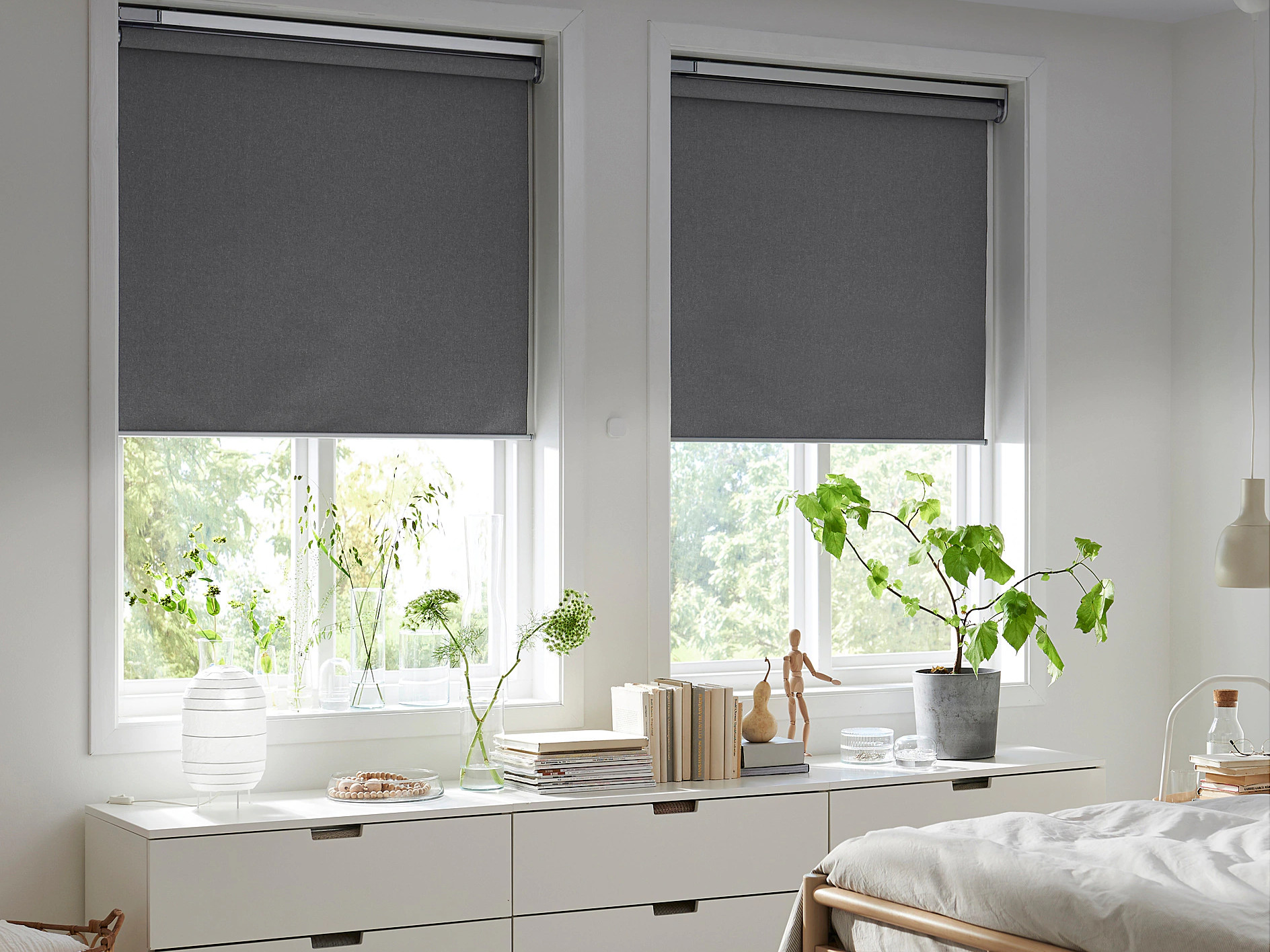 Ikea Fyrtur: Smart-Home-Rollo