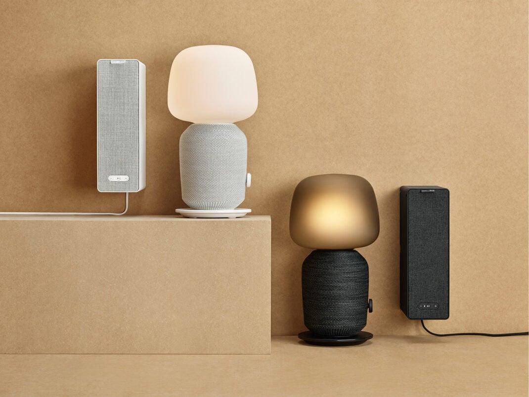 Ikea Symfonisk vorgestellt: Neue Lautsprecher von Ikea und Sonos