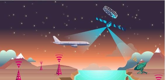 Inmarsat und Deutsche Telekom bringen LTE ins Flugzeug