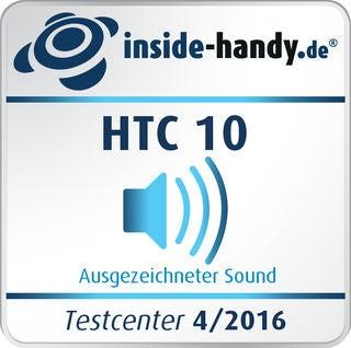 inside-digital.de Testsiegel für das HTC 10