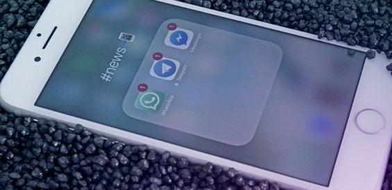 Der mobile Newsletter von inside-handy.de in WhatsApp, Telegram und dem Facebook Messenger