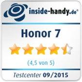 inside-digital.de-Testsiegel Honor 7
