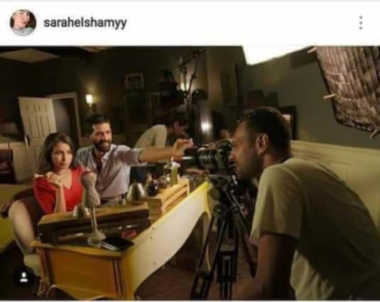 Instagram-Post von Sarah Elshamy