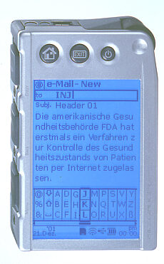 Invair Technologies Filewalker Messenger