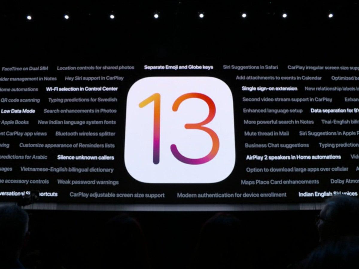 iOS 13 Symbol