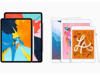 Neue iPads von Apple