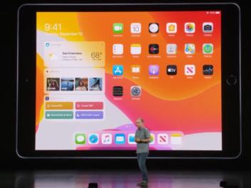 Apple iPad Display-Vorstellung
