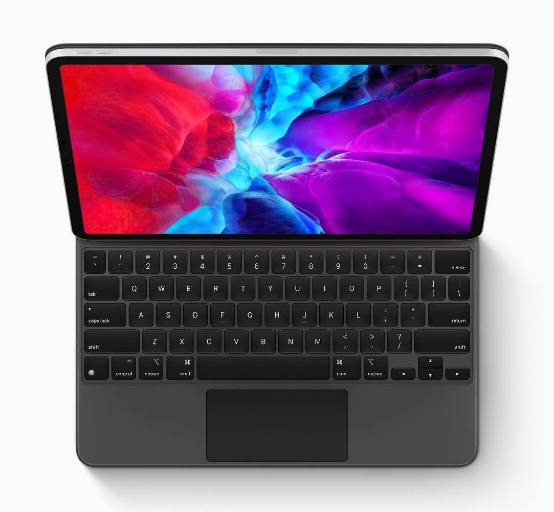 iPad Pro 2020 mit Magic Keyboard