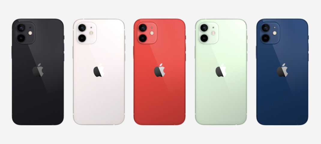 Alle Farben des iPhone 12 im Überblick