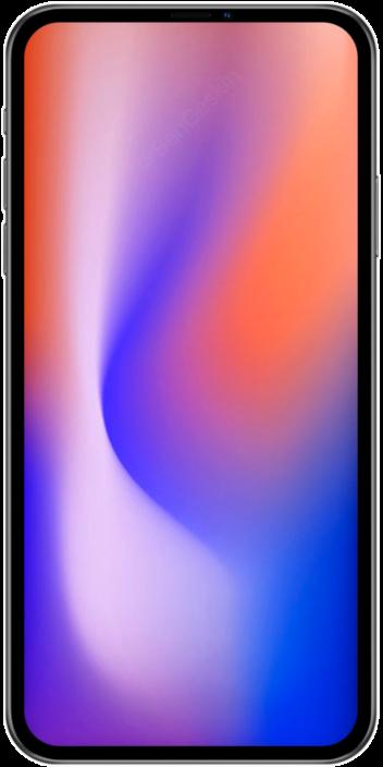 Apple iPhone 12 Front Gerüchtebild