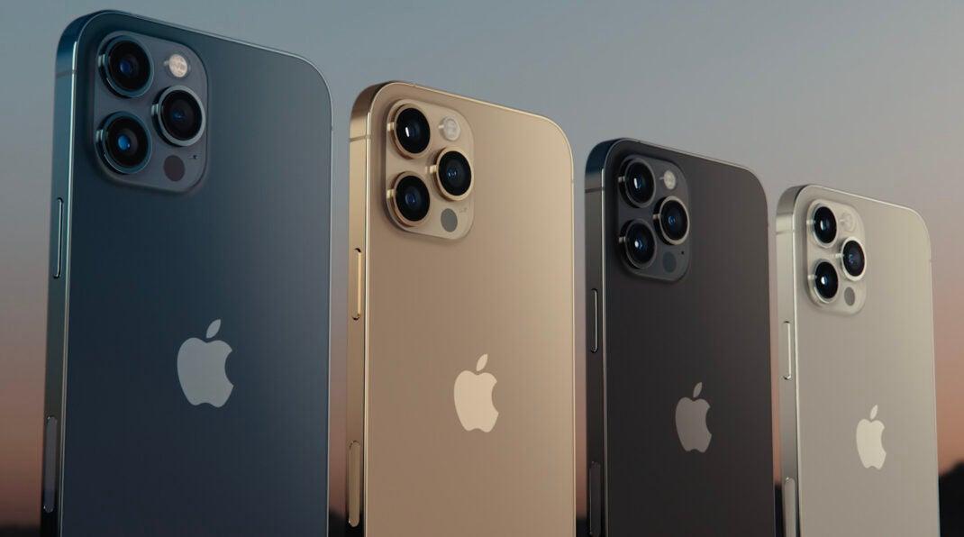 Das iPhone 12 Pro (Max)