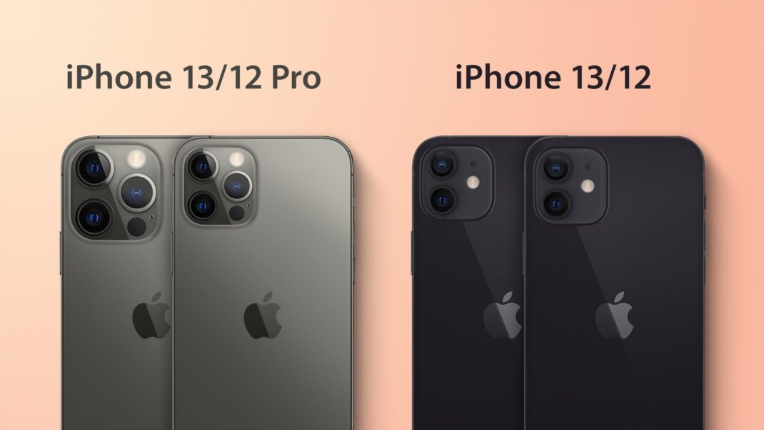 Der Kamerabuckel des iPhone 13 Pro wächst deutlich