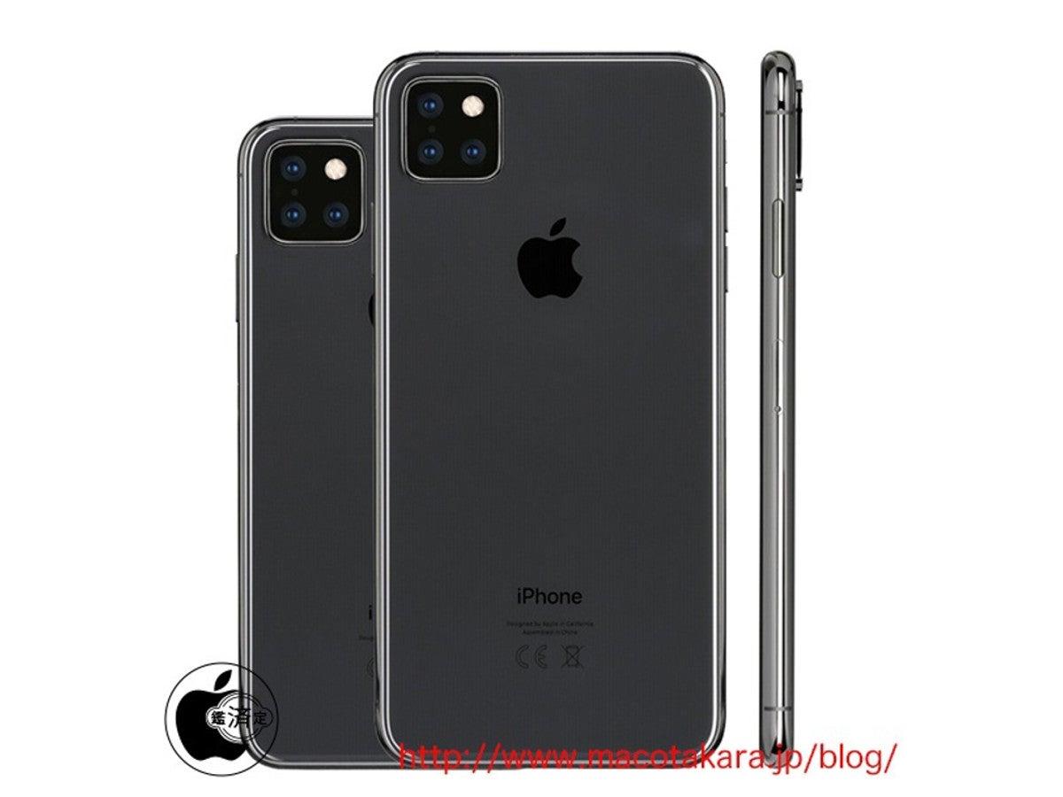 Apple iPhone mit Triple-Kamera Gerücht