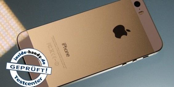 iPhone 5s im Test
