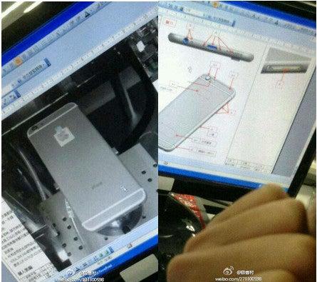 iPhone 6 Foxconn-Mitarbeiter-Foto