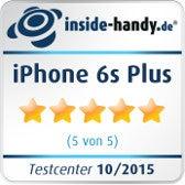 iPhone 6s Plus Testsiegel