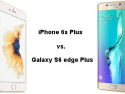 iPhone 6s Plus vs. Galaxy S6 edge Plus