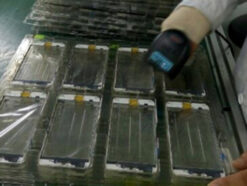 iPhone 6s Produktion Frontseite