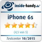 iPhone 6s Testsiegel