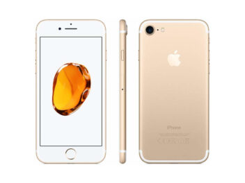 goldenes iPhone 7