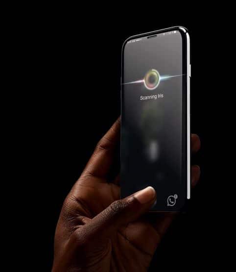iPhone 8 Konzept von Handy Abovergleich