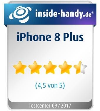 iPhone 8 Plus Geprüft Siegel