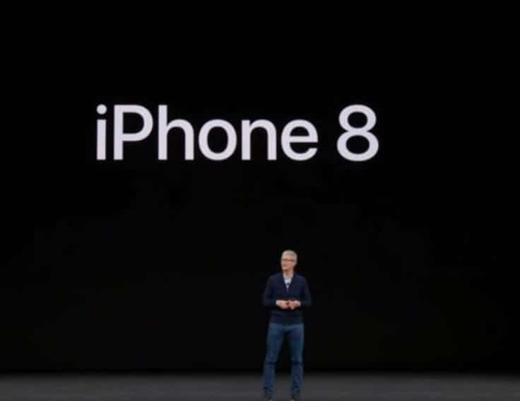iPhone 8 und iPhone 8 Plus: Präsentation