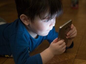 Handy kindgerecht machen