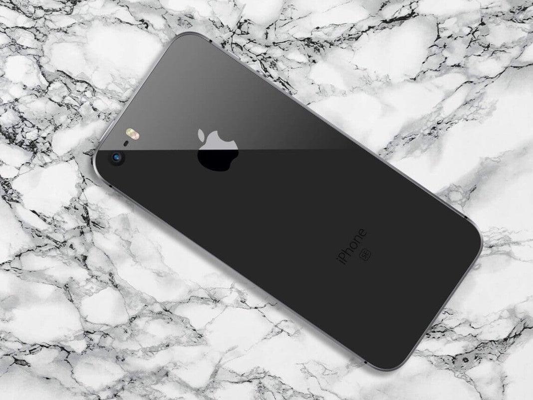 Apple iPhone SE 2 Gerücht Rückseite