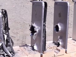iPhone vs. AK47