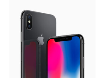 iPhone X von Apple