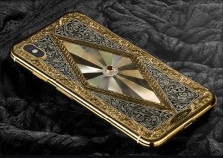 iPhone X Luxus Version Momentum