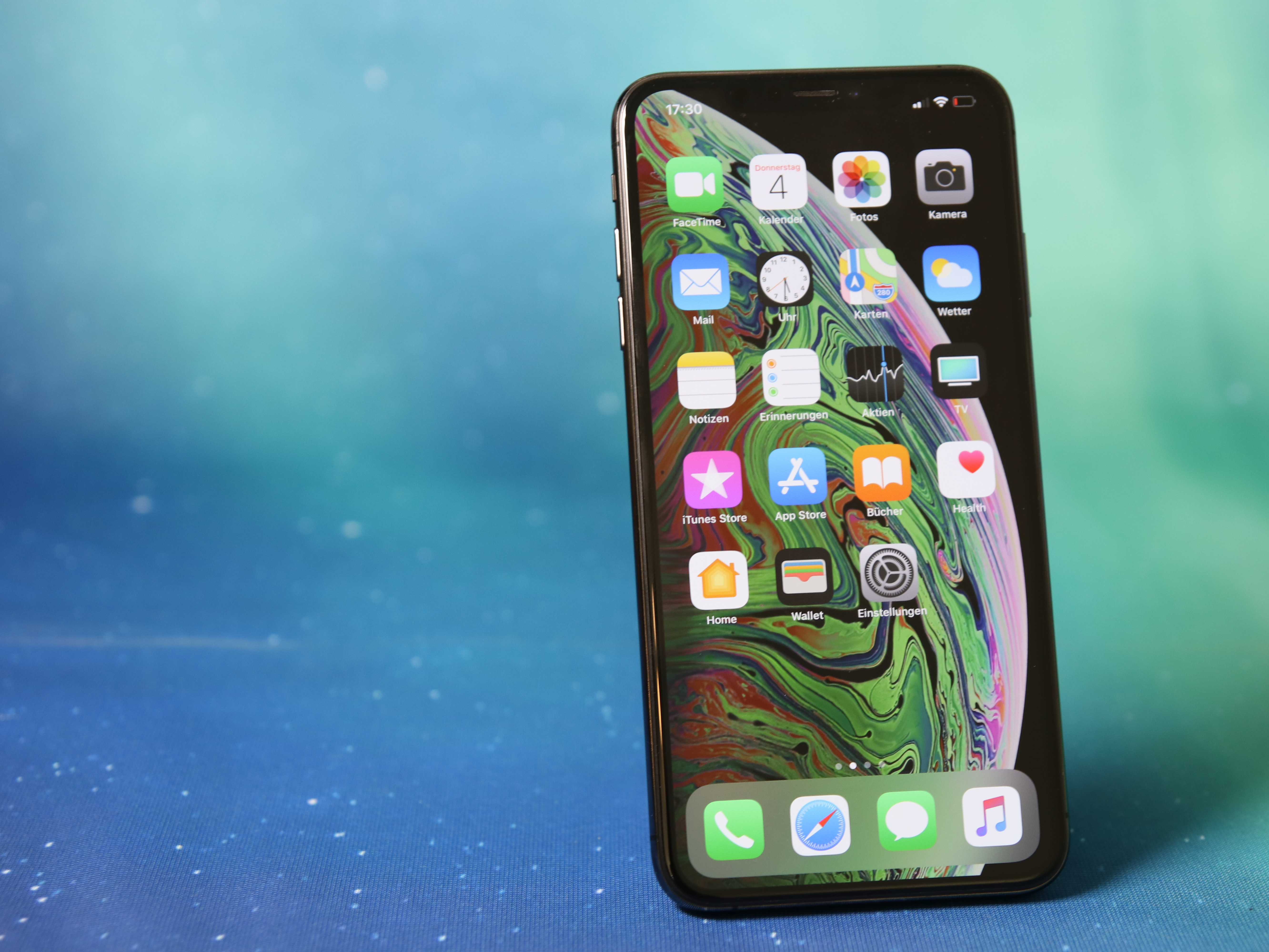 stiftung warentest iphone xs