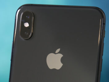 Die Dual-Kamera des iPhone XS Max